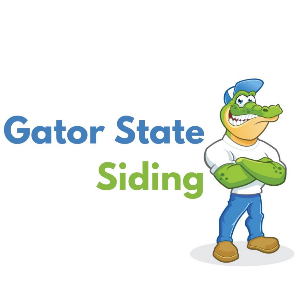 Gator State Siding Logo