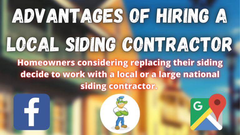 Tips for Hiring the Best Siding Contractors